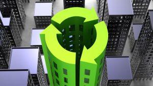 recyklácia v stavebníctve